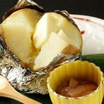 馬鈴薯バター焼き