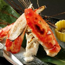 焼きタラバ蟹(中)