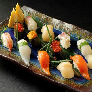 特撰握り寿司