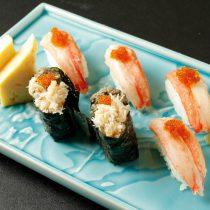 吟鮮カニ寿司