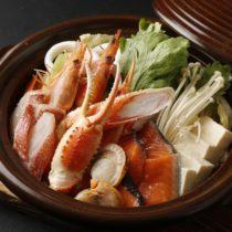 魚貝たっぷり海鮮ぜいたく浜鍋